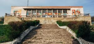 Former House of Culture, Macaresti, Ungheni district.